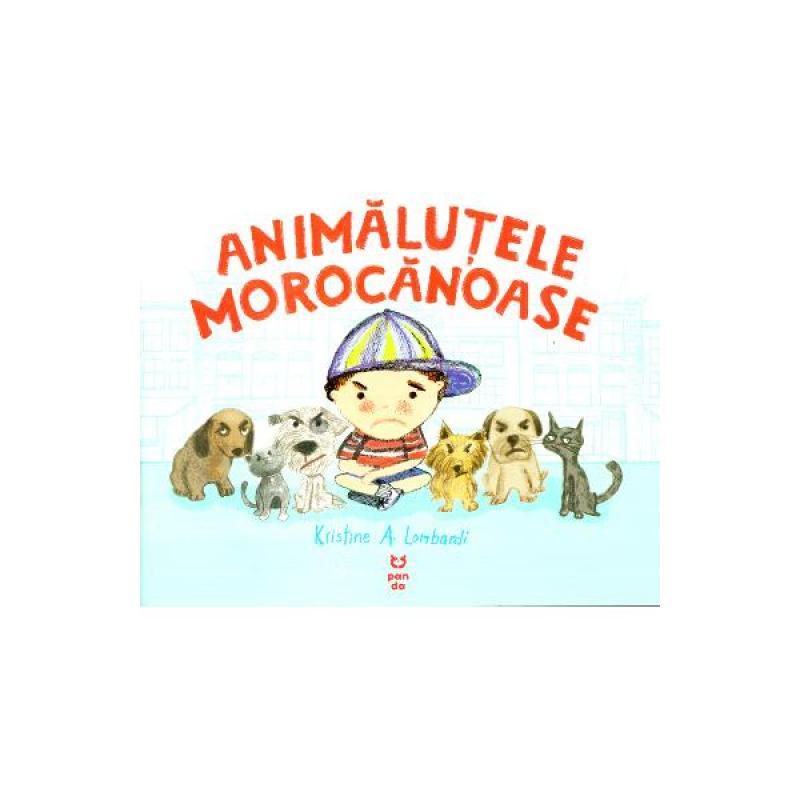 Animalutele morocanoase - Kristine A. Lombardi