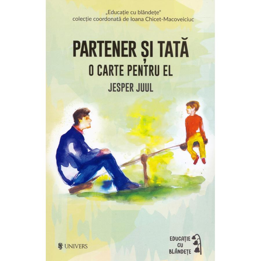 Partener si tata. O carte pentru el - Jesper Juul