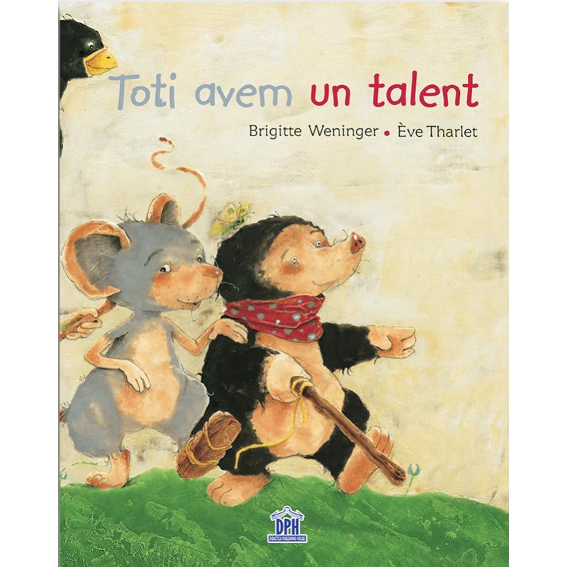 Toti avem un talent - Brigitte Weninger, Eve Tharlet