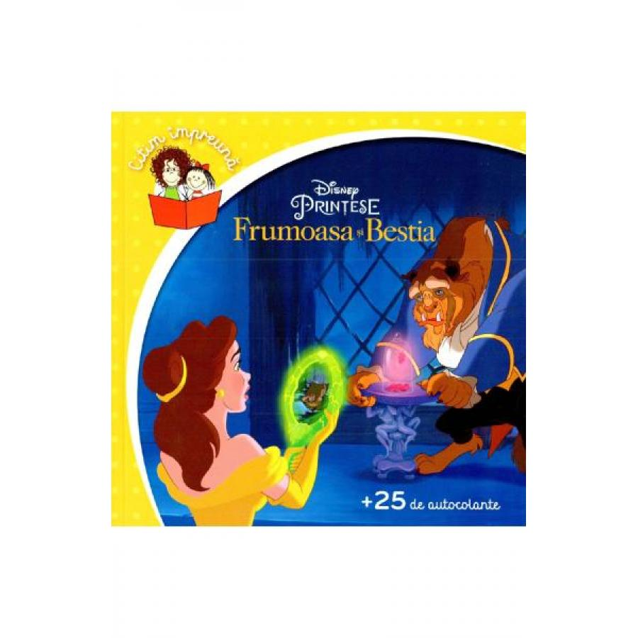 Disney Prințese - Frumoasa și Bestia