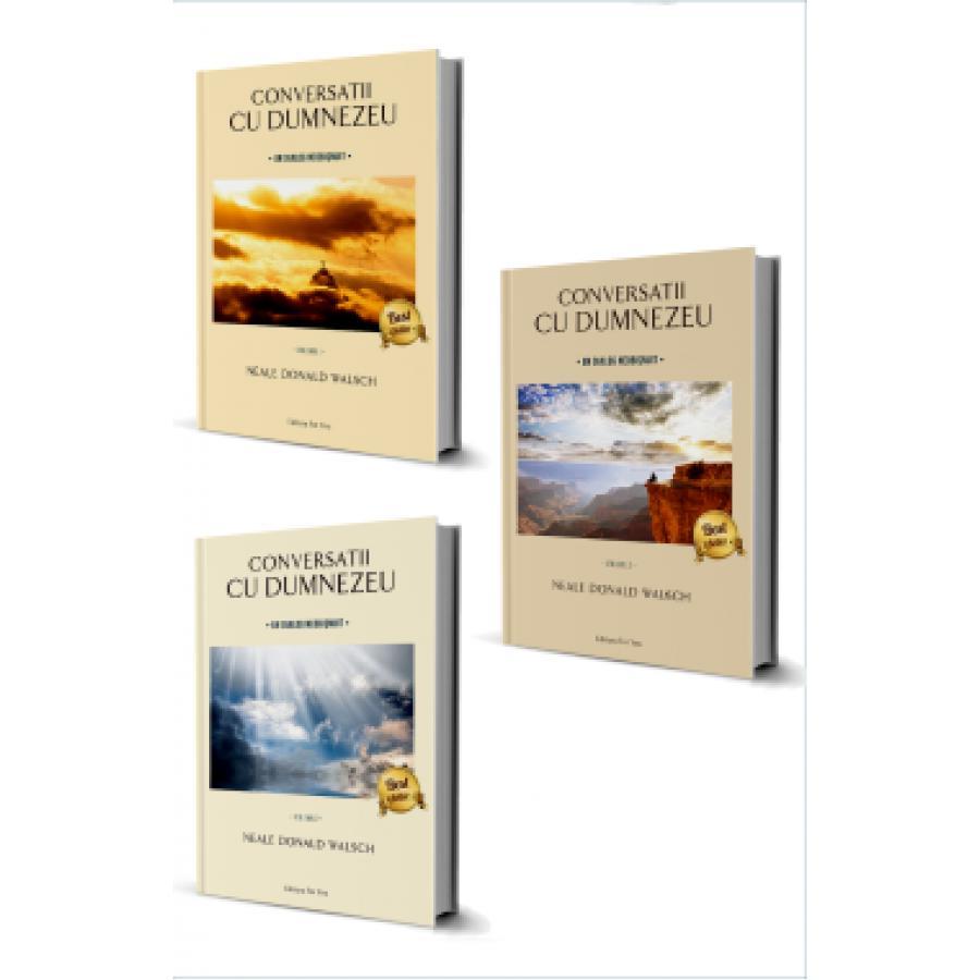 Conversatii cu Dumnezeu - Vol.1+2+3  - Neale Donald Walsch