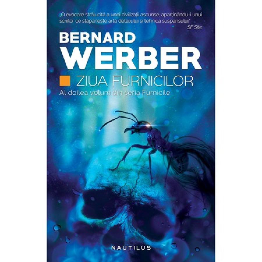 Ziua furnicilor - Bernard Werber