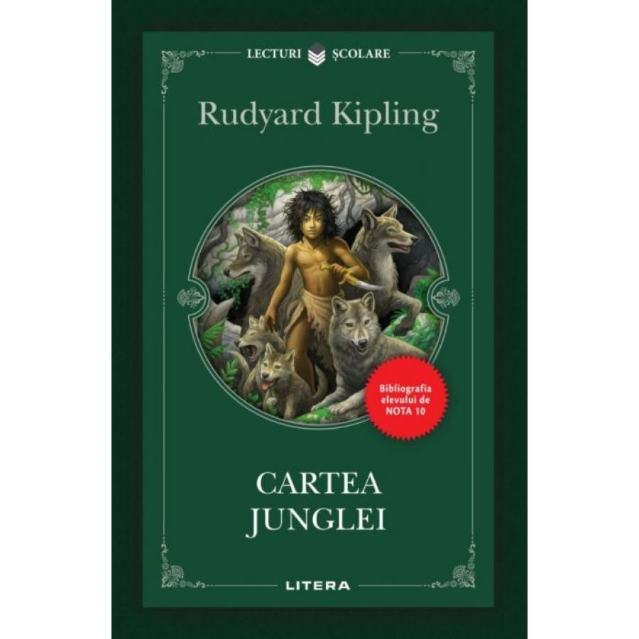 Cartea Junglei Rudyard Kipling
